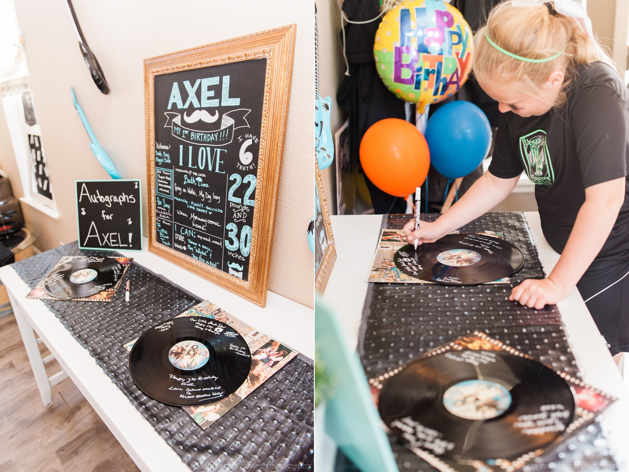 brentwood california party photography